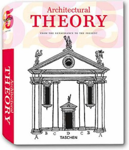 Architectural Theory (Klotz S.) [Paperback] Evers, Bernd and Thoenes, Christoph