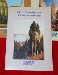 Cruise Handbook 3: Turkey and the Black Sea [Paperback] Cunliffe, Barry