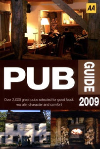 AA Pub Guide (AA Lifestyle Guides) (AA Lifestyle Guides) by AA Publishing (2008-09-30) [Paperback] AA Publishing