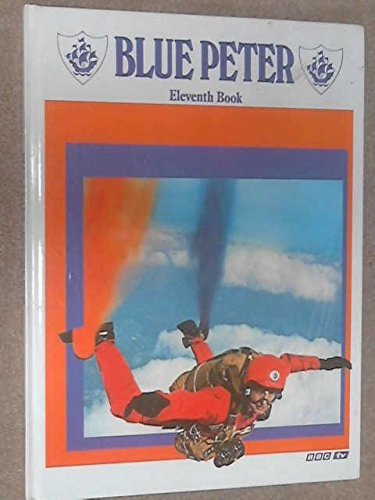 Book of Blue Peter 11 (Annual) (1974-09-06) [Hardcover] unknown