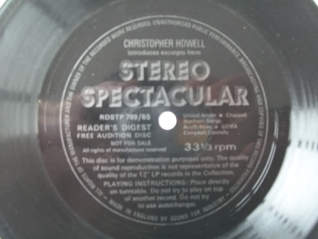 VARIOUS ARTISTS Stereo Spectacular 7