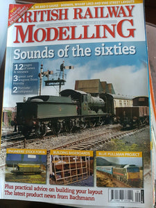 BRITISH RAILWAY MODELLING Magazine September 2008