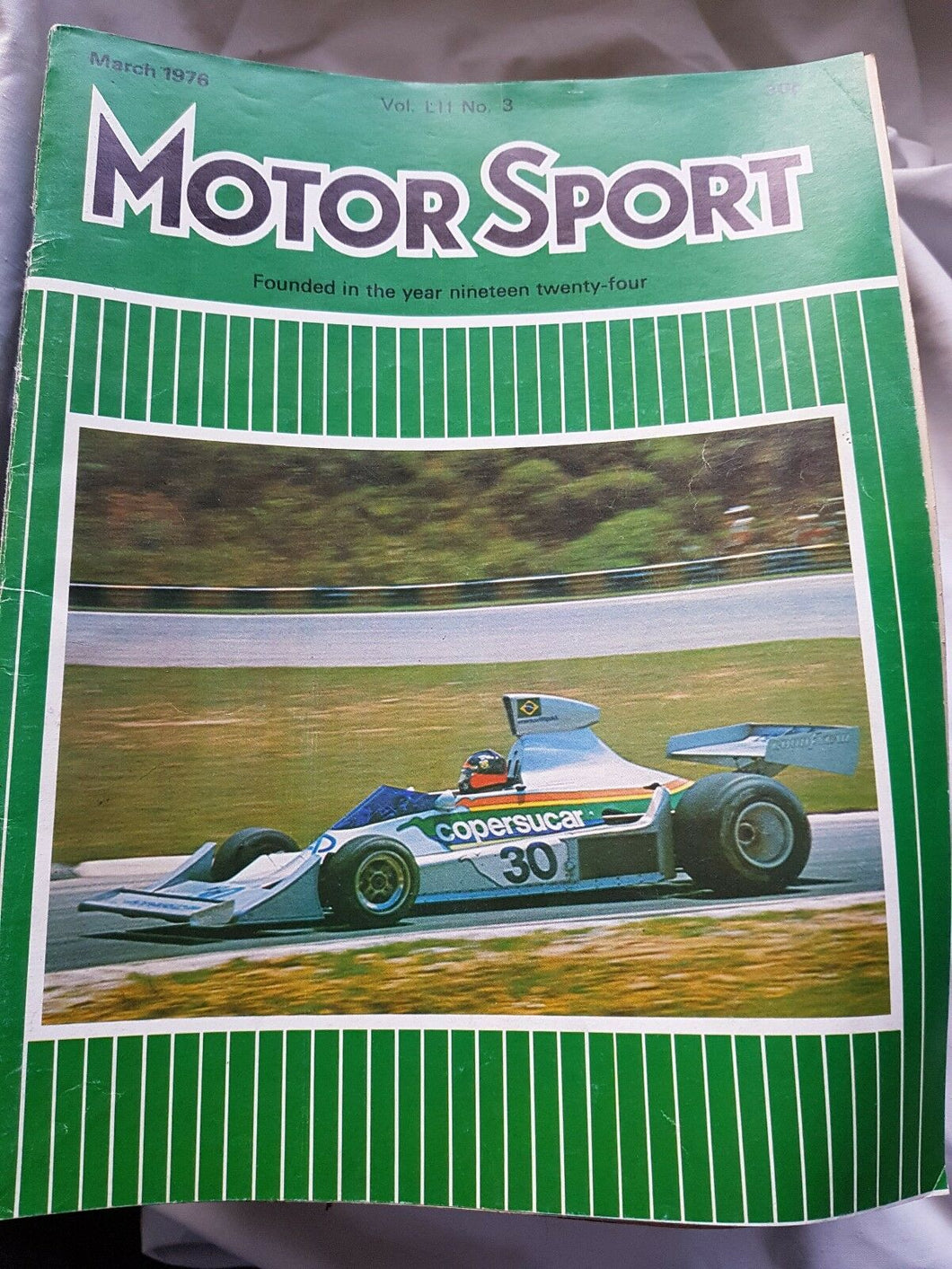 Motorsport March 1976 please see second image for contents