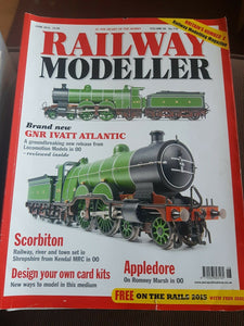 Railway modeller magazine June 2015