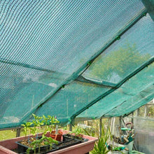 Load image into Gallery viewer, Sun Shade Screen, Green, 1.5m x 2m. Privacy, Conservatory. Greenhouse. Choose M