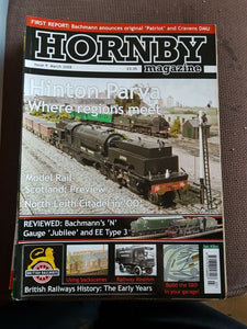 Hornby Magazine Issue 9 March 2008