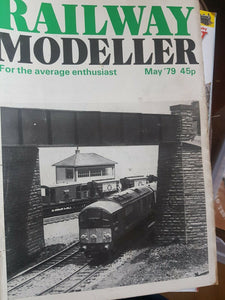 Railway modeller magazine May 1979