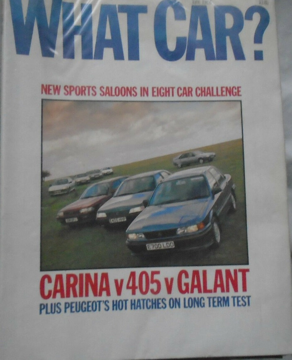 WHAT CAR? JUNE 1988 plus HIGH PERFORMANCE MAGAZINE SUMMER 1988