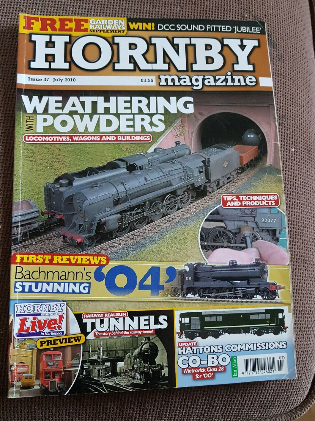 Hornby Magazine Issue 37 July 2010