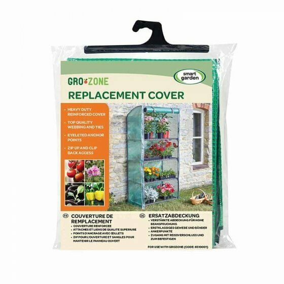 Smart Garden GroZone   Grow House Greenhouse Replacement Cover (not Max/tomato)