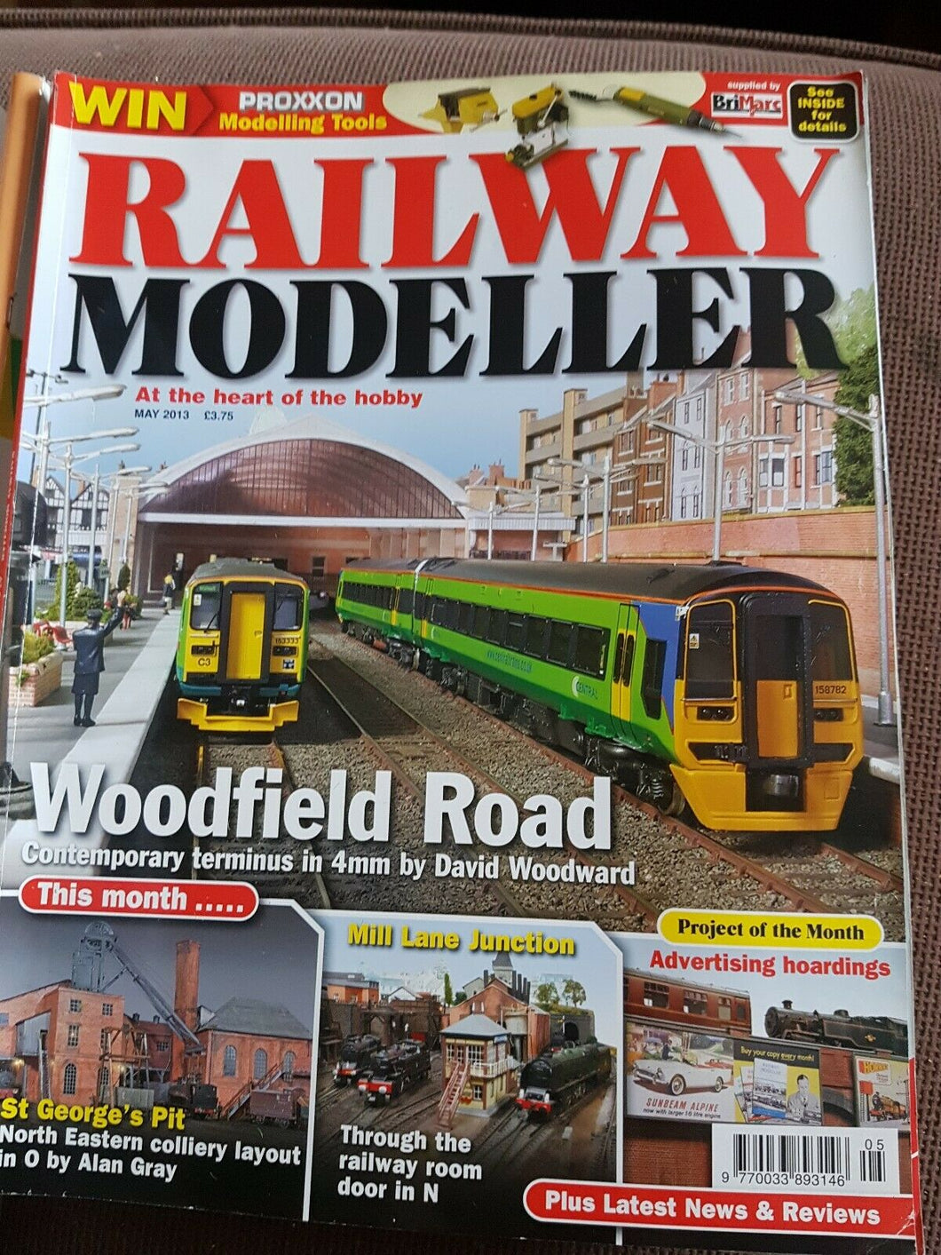 RAILWAY Modeller Magazine May 2013