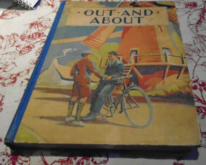 Out and About  - Herbert Strand - Oxford University Press - Morrison & Gibb LTD