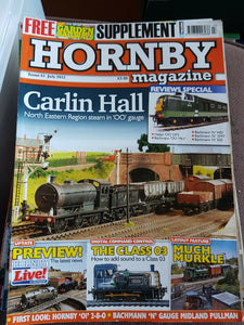 Hornby Magazine Issue 61 July 2012