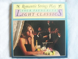 Romantic Strings Play Your Favourite Light Classics (8 LP box set) [Vinyl] Various