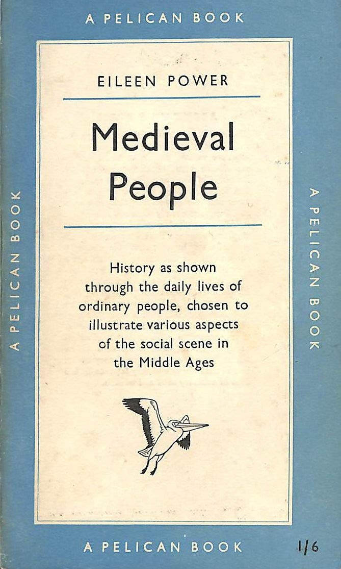 Medieval People [Paperback] Eileen Power