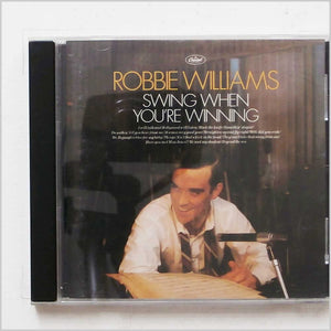 SWING WHEN YOURE WINNING MUSIC [Audio CD] Robbie Williams