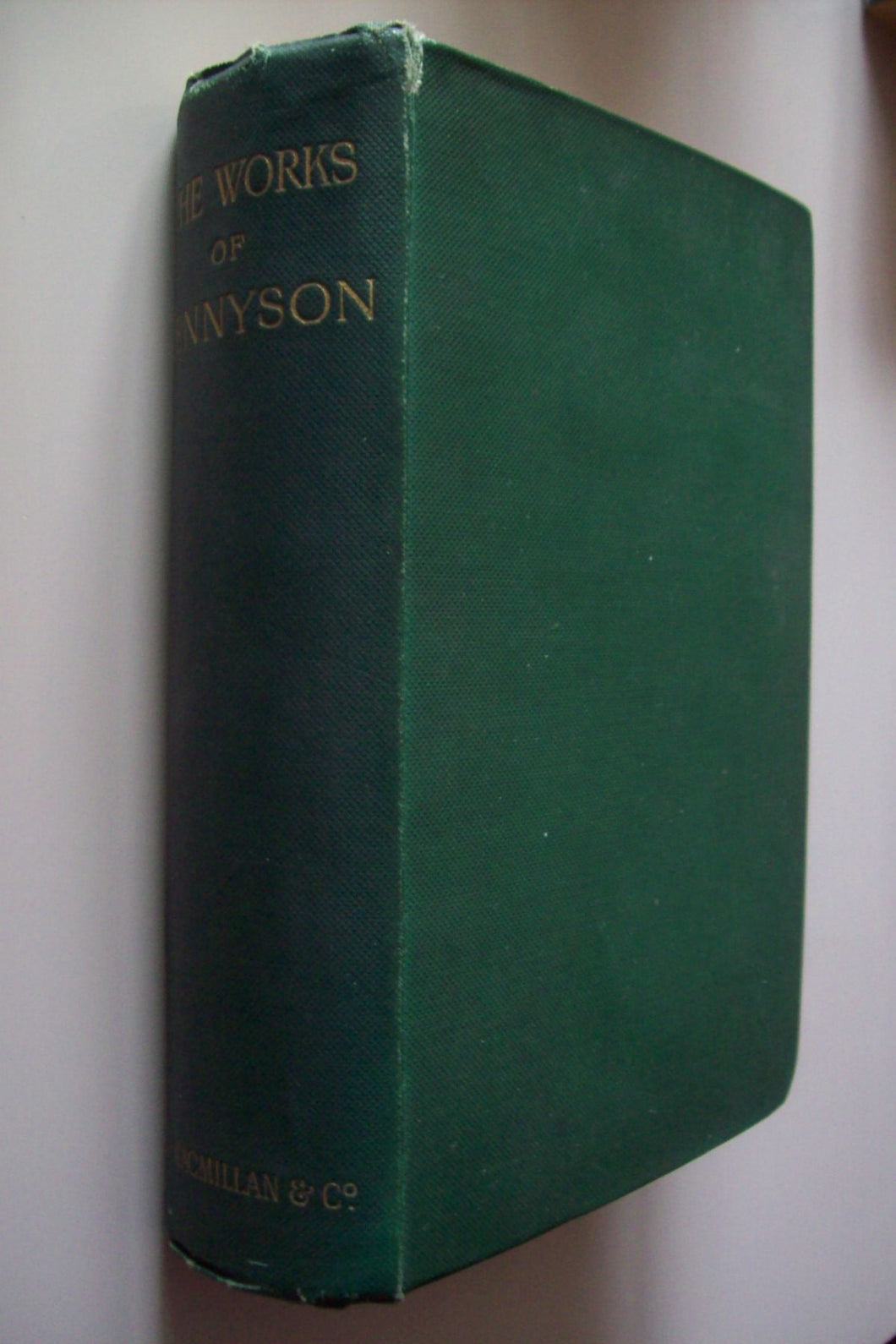The Works Of Alfred Lord Tennyson, Poet Laureate [Hardcover] Tennyson, Alfred Lord