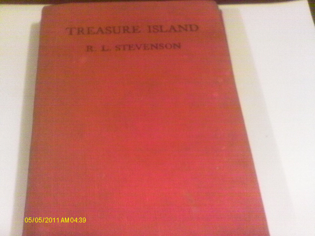 TREASURE ISLAND RETOLD FROM THE BOOK BY R.L.STEVENSON ILLUSTRATED BY HEADE [Hardcover] R L STEVENSON and HEADE