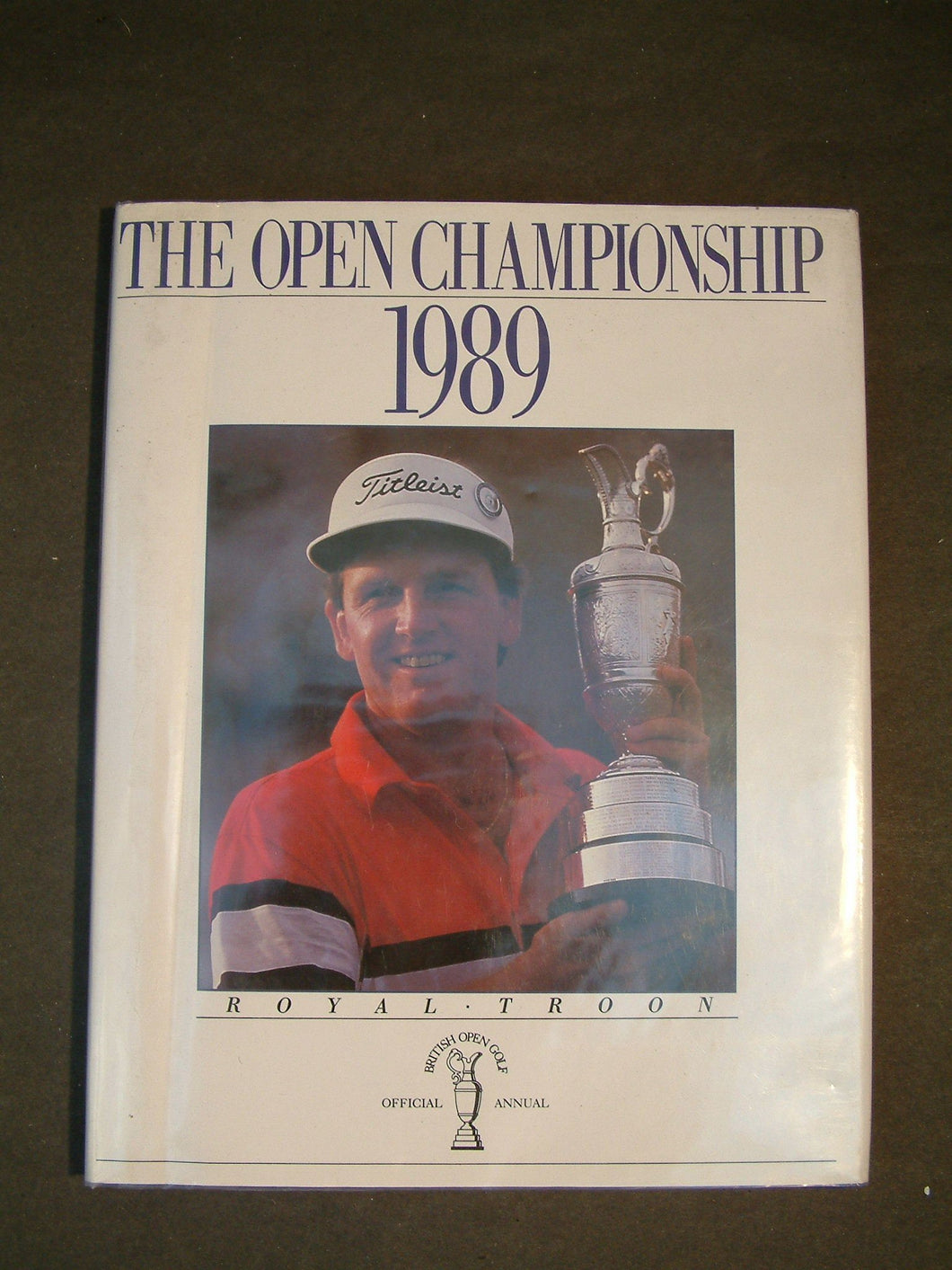 The Open Championship 1989 John Hopkins and Bev Norwood