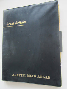 Austin Road Atlas Of Great Britain [Paperback] General Editor K. G. Cleveley