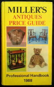 Miller's International Antiques Price Guide 1988 Miller, Judith and Miller, Martin