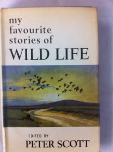 My Favourite Stories of Wild Life Scott, Peter