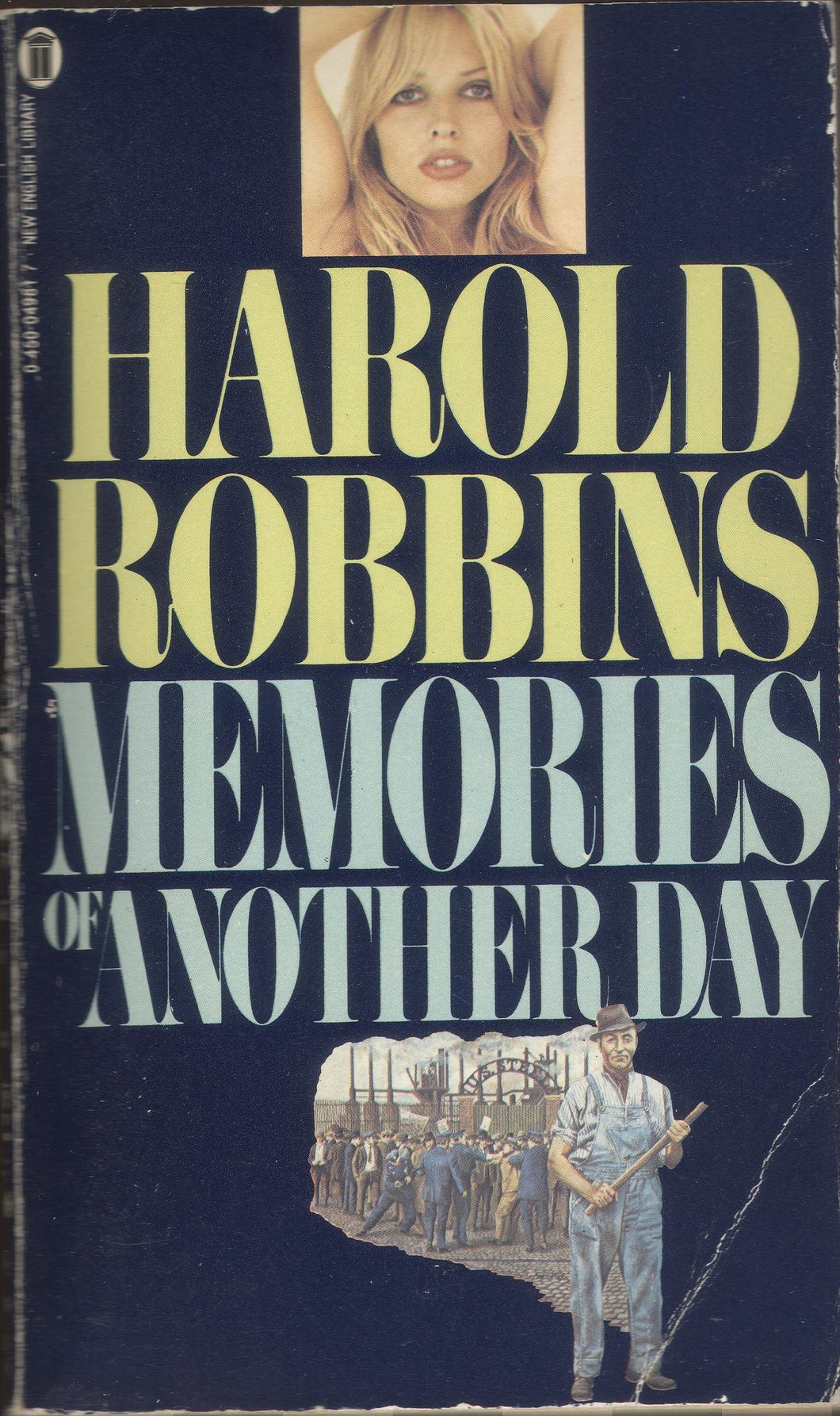 Memories of Another Day Robbins, Harold