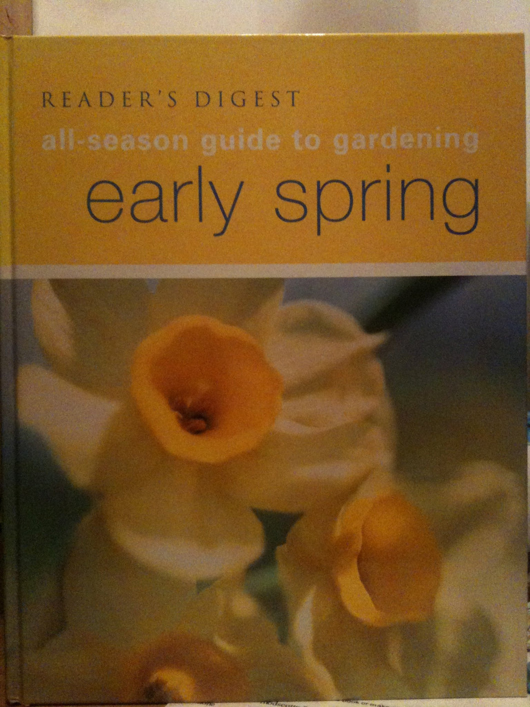 Early Spring (All Season Guide to Gardening) [Hardcover]