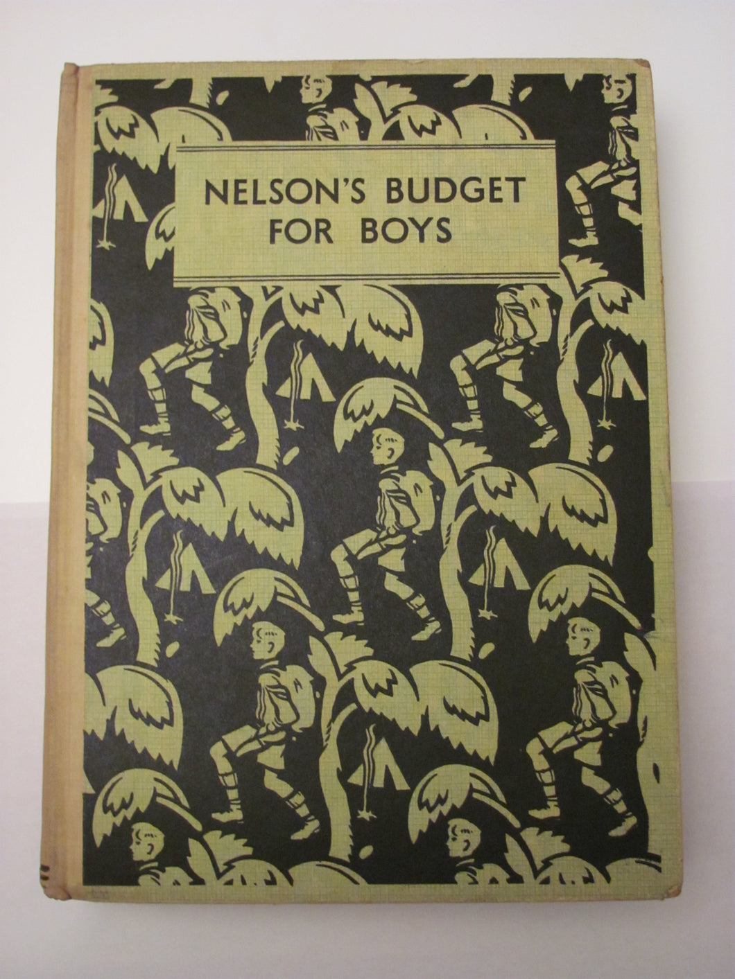 Nelson's Budget for Boys [Unknown Binding]
