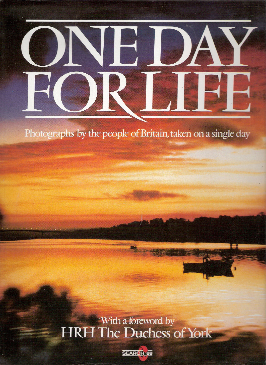 One Day For Life [Hardcover] Unknown