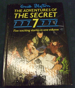 Adventures of the Secret Seven Blyton, Enid