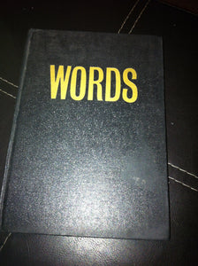 Words The New Illustrated Dictionary [Hardcover]