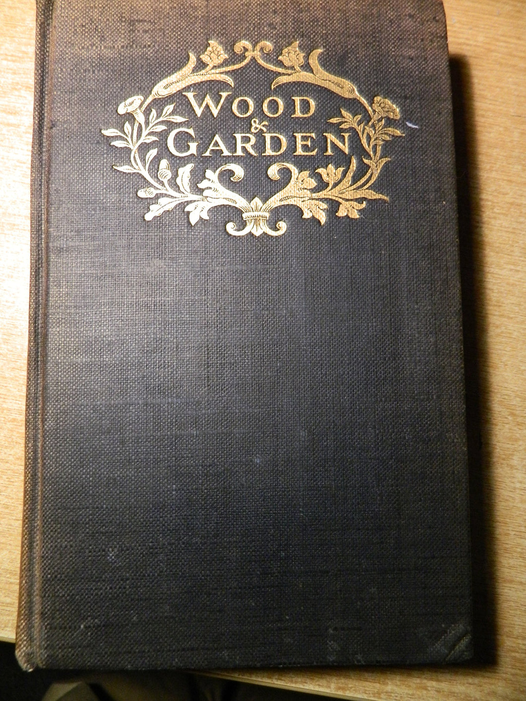 WOOD AND GARDEN [Hardcover] Gertrude Jekyll