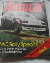 Load image into Gallery viewer, AUTOCAR 19 NOVEMBER 1977