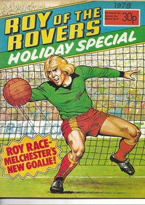 Roy of the rovers 1978, Holiday Special, Very Good, Comic, Magazine
