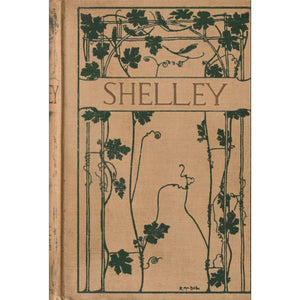187 selected poems of Percy Bysshe Shelley [Hardcover] Shelley, P.