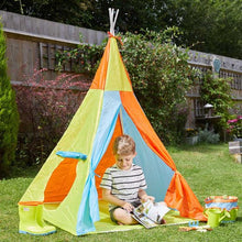 Load image into Gallery viewer, Teepee - Kids Colourful Teepee