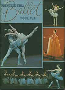 Princess Tina ballet book by Unknown