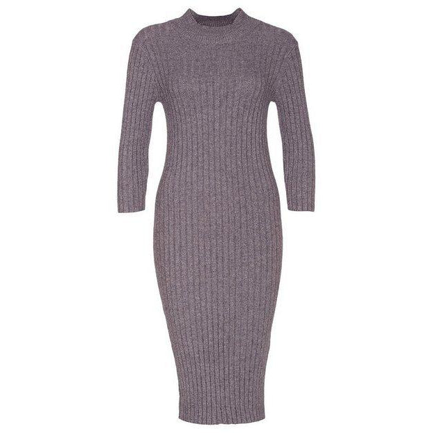 Vero Moda Vmsvea ls highneck dress