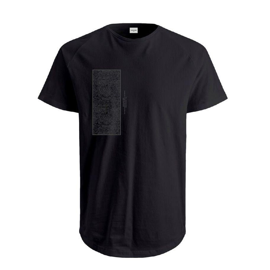 Jack & Jones Curved Gunther Tee SS O-neck