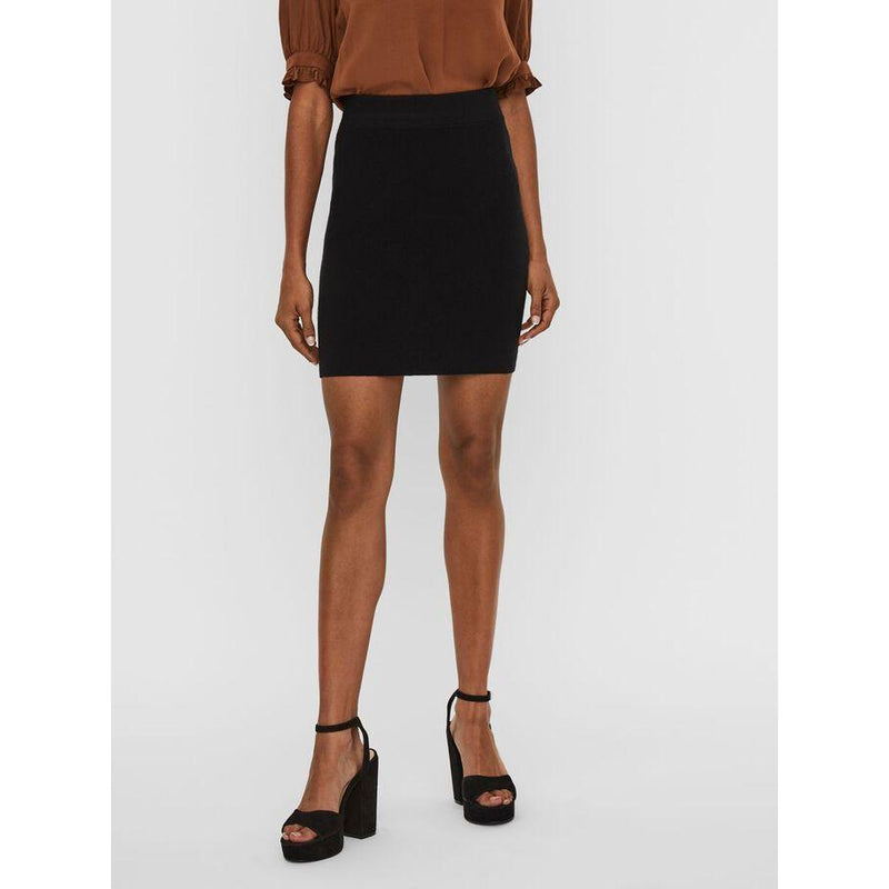 Vero Moda Sanna Normal Waist Knit Skirt