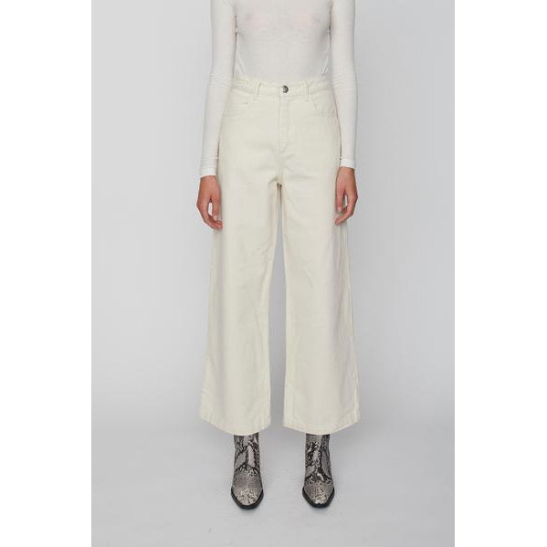 Just Female Calm Offwhite Jeans