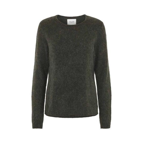Brook knit new o-neck-Genser-Second Female-XS-kaoz