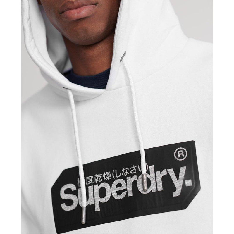 Core logo tag hood-Genser-Superdry-S-kaoz