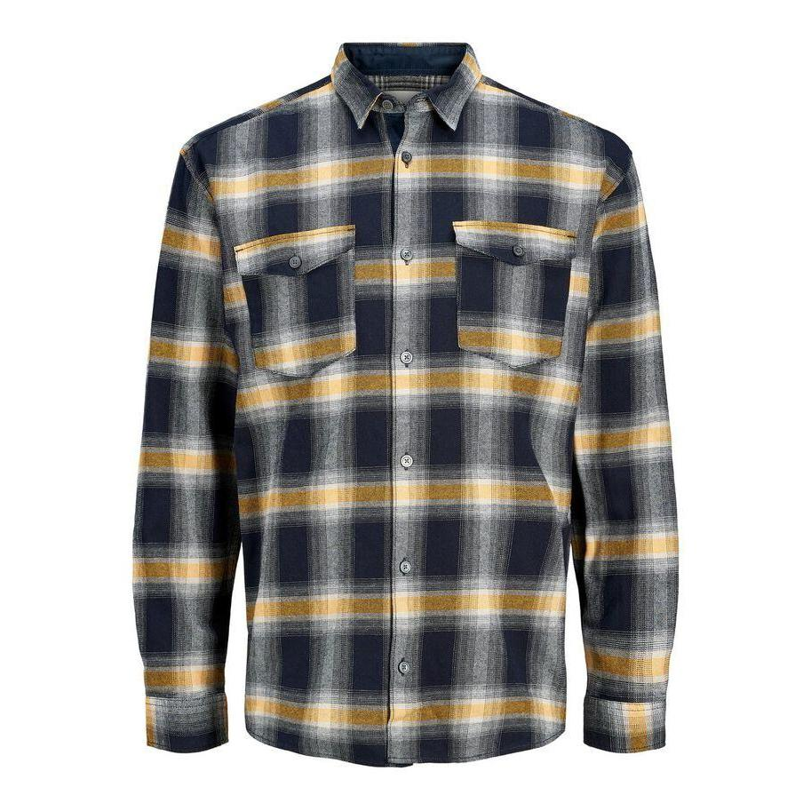 Jack & Jones Cottowa Shirt Longsleeve Worker-Skjorte-Jack & Jones-S-kaoz