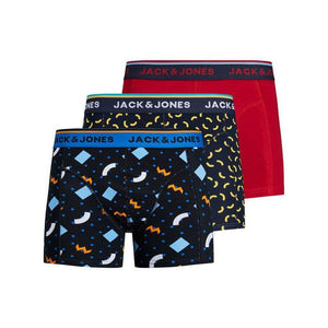 Jack & Jones Line Trunks 3 Pack-Undertøy-Jack & Jones-S-kaoz