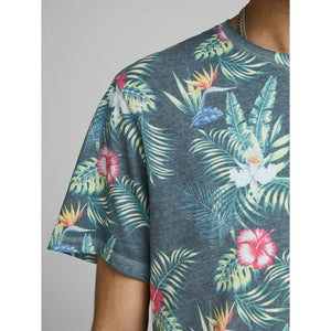 Jack & Jones Tropicalbirds Tee-T-shirt-Jack & Jones-S-kaoz