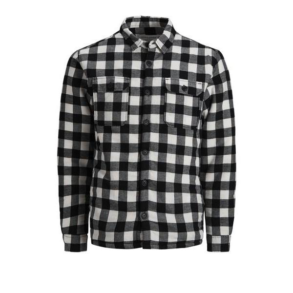 Jconico overshirt ls mix-Skjorte-Jack & Jones-S-kaoz