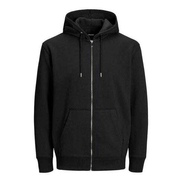 Jjesoft sweat zip hood noos-Jakke-Jack & Jones-S-kaoz