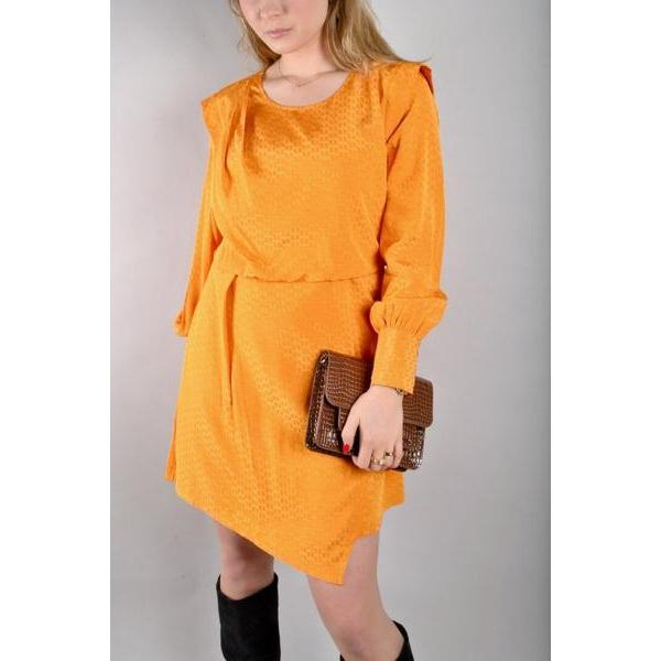 Just Female Shira Dress-Kjole-Just Female-XS-kaoz